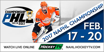 2017 Naphl Dixon Cup Championships Begin Friday North American